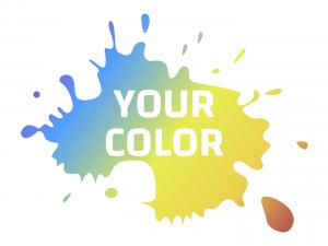 in deiner Farbe